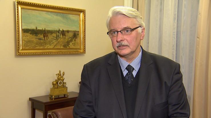 Waszczykowski pyta czy wśród ofiar ataków w Kolonii były Polki