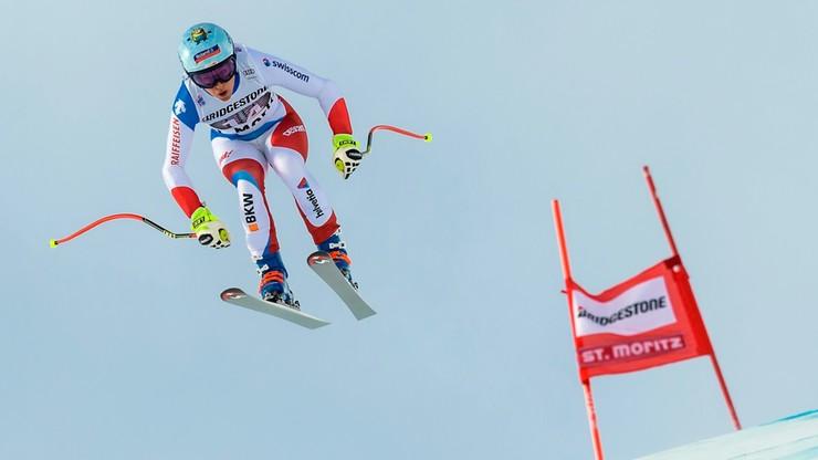 Alpejski PŚ: Odwołany supergigant w St. Moritz przeniesiony do Val d'Isere