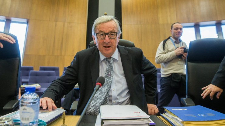 Juncker chce spotkania Grupy Wyszehradzkiej z Komisją Europejską