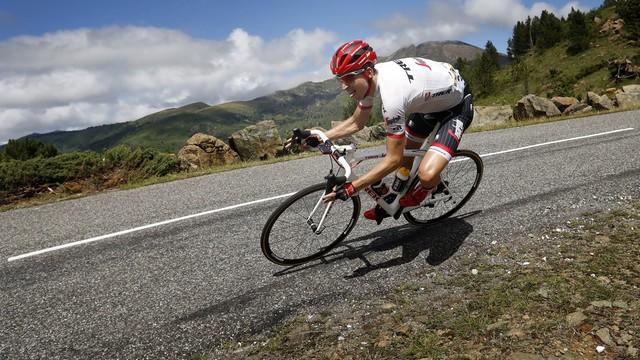 Tour de France - Bauke Mollema wygrał etap, Froome liderem