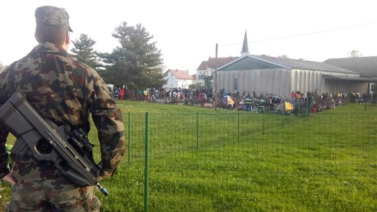 Słowenia prosi Unię o policyjne wsparcie