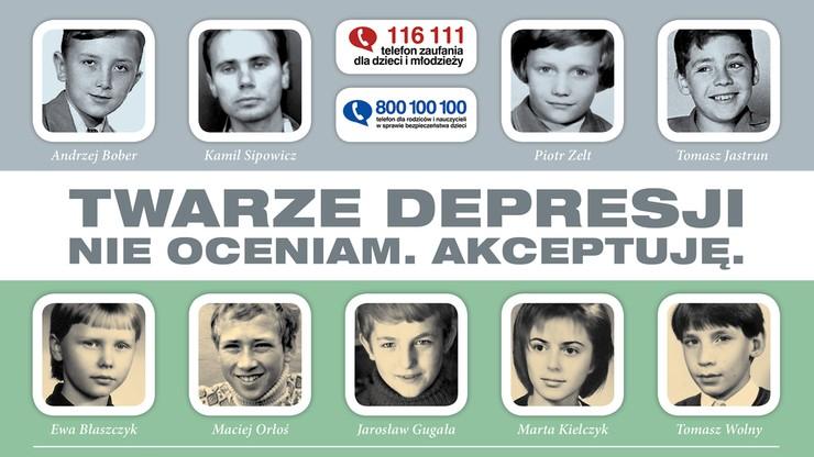Rusza kampania informacyjna o walce z depresją u dzieci i młodzieży