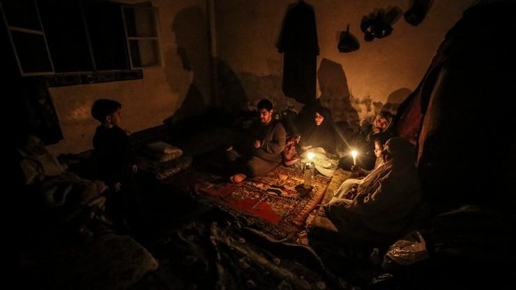 Syria bez prądu. Przyczyny awarii nieznane