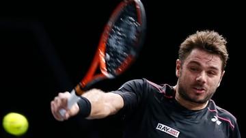 2015-11-07 Wawrinka lepszy od Nadala w ćwierćfinale w Paryżu