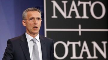 24-05-2016 20:30 Szef NATO: nie chcemy nowych napięć z Rosją