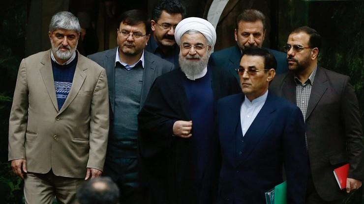 Iran apeluje do Obamy. Teheran chce wygaśnięcia sankcji