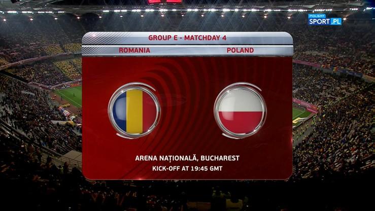 2016-11-11 Rumunia - Polska 0:3. Skrót meczu
