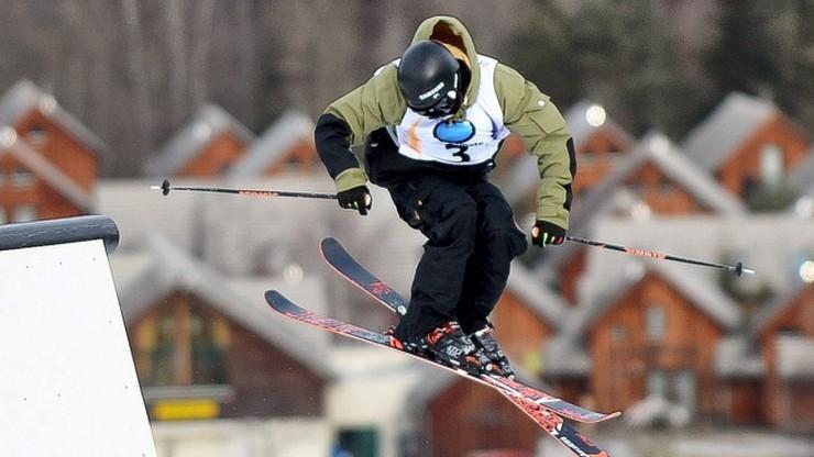 Nastolatkowie mistrzami świata w slopestyle