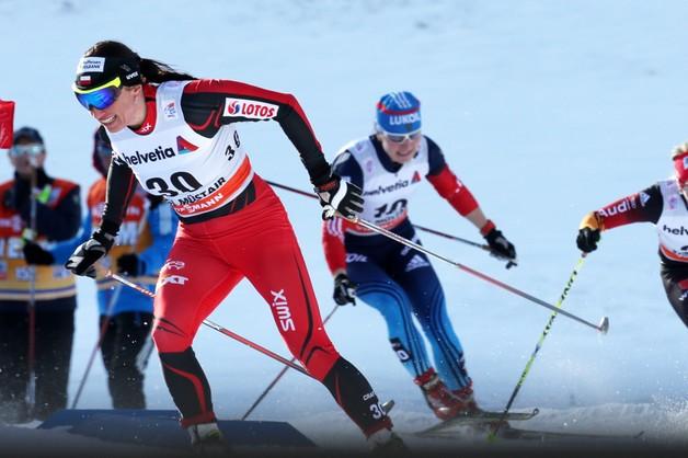 Tour de Ski: Kowalczyk piętnasta