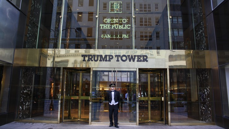 Trump w czerwcu sprzedał wszystkie swoje udziały w firmach