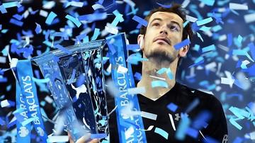 2016-11-21 Ranking ATP: Murray liderem na zakończenie roku