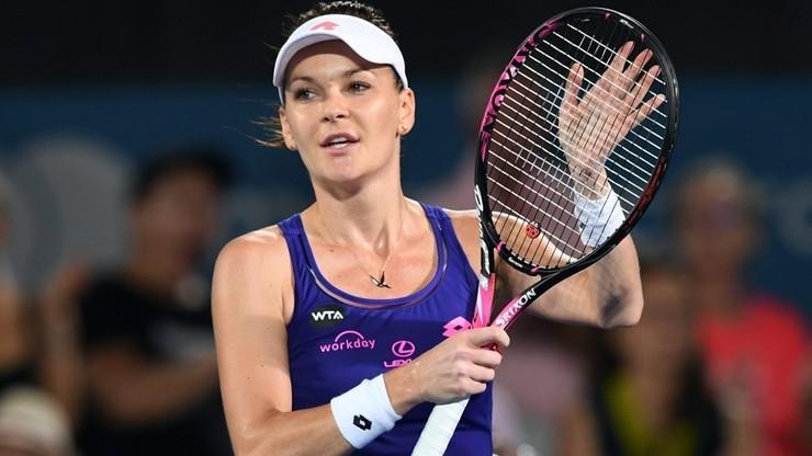 Radwańska awansowała do 1/8 finału w Dubaju