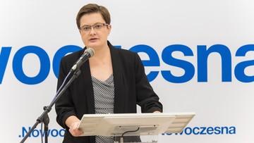 """07-10-2016 13:06 Nowoczesna apeluje: zablokujmy """"katastrofę plus"""" w edukacji"""