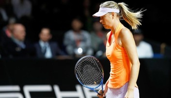 2017-08-02 WTA w Stanford: Kontuzja wyeliminowała Szarapową z turnieju