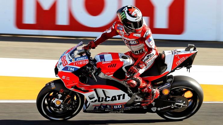 MotoGP: GP Walencji - treningi i kwalifikacje. Transmisja w Polsacie Sport Extra i na Polsatsport.pl
