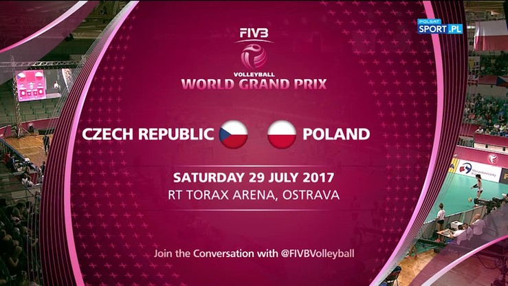 Polska - Czechy 3:1. Skrót meczu