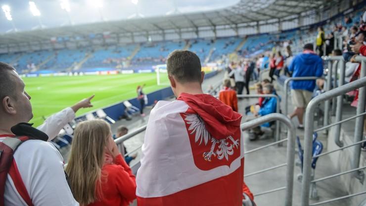 Euro U-21: Polscy i słowaccy kibice przekonani o sukcesie swoich drużyn