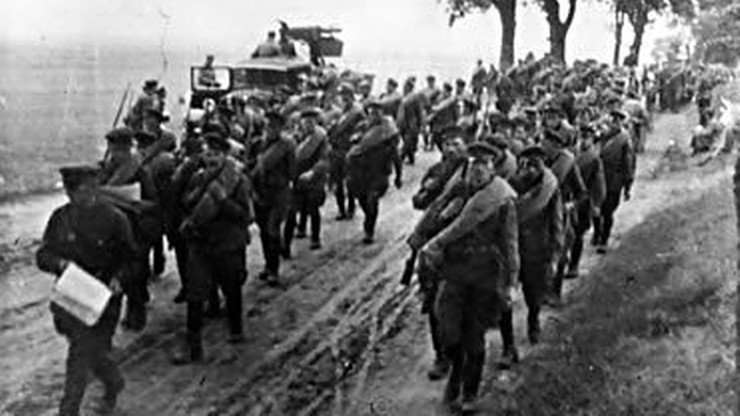 """""""Sowiety wkroczyły"""". 77. rocznica agresji na Polskę"""
