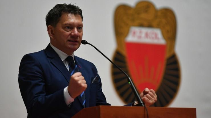 Banaszek pozostanie prezesem Polskiego Związku Kolarskiego