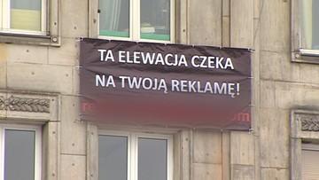 29-04-2016 16:15 Ciechanów pierwszym miastem, które uporządkuje reklamy