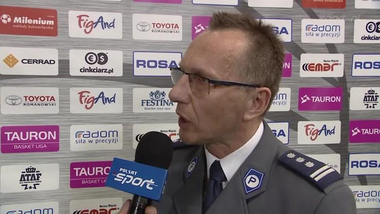 Komendant Miejskiej Policji w Radomiu: Dopalajmy się sportem!