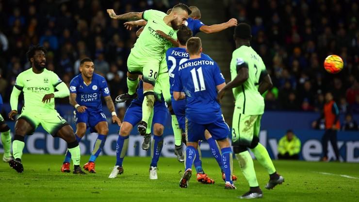 W szlagierze bez goli. Manchester City nieskuteczny w Leicester