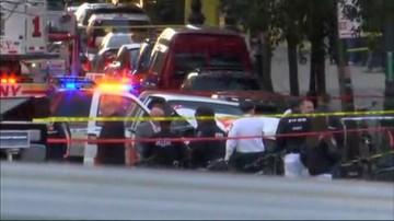 Ciężarówka wjechała w ludzi na Manhattanie. Są ofiary śmiertelne