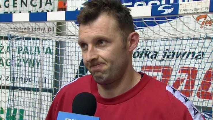 Mroczkowski: Ten mecz przegraliśmy w głowie