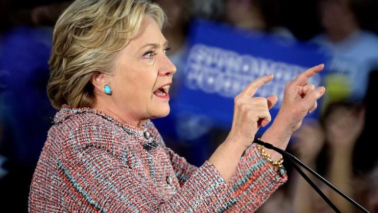 Clinton będzie walczyć o głosy także w konserwatywnych stanach