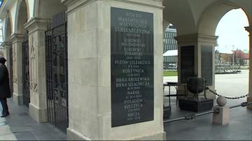 Prezes ukraińskiego IPN krytycznie o tablicach na Grobie Nieznanego Żołnierza