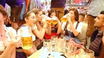 Święto piwa w Niemczech. W Monachium rozpoczął się Oktoberfest