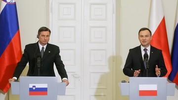 22-04-2016 12:36 Prezydent: Polska jest przeciwna przymusowej relokacji uchodźców