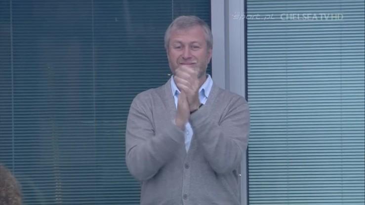 Chelsea ustawiła szpaler piłkarzom Leicester City. Klaskał nawet Roman Abramowicz!