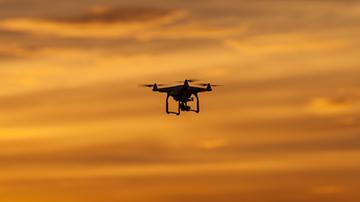 Drony z narkotykami zza wschodniej granicy