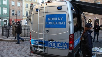 30-12-2015 19:49 Poznań ma nowy komisariat. Na czterech kółkach