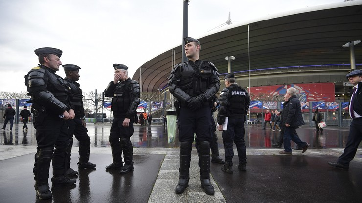 Euro 2016: Wzmożona kontrola na Stade de France