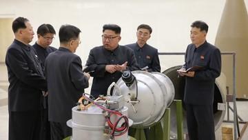 """03-09-2017 06:19 Korea Płn. twierdzi, że zbudowała bombę wodorową. """"Wyprodukowana w oparciu o rodzimą technologię"""""""