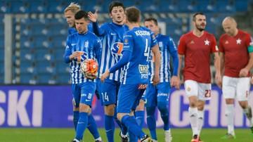 2016-10-25 Puchar Polski: Remis Lecha z Wisłą przy pustych trybunach