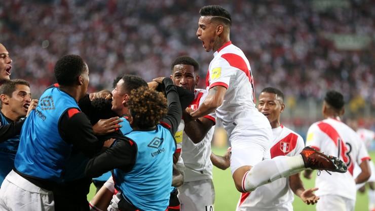 El. MŚ 2018: Peru ostatnim uczestnikiem mundialu w Rosji