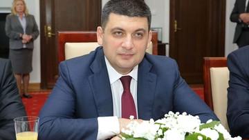 """16-09-2016 07:13 """"Nie możemy pozwolić, by przeszłość zaszkodziła naszej przyszłości"""" - premier Ukrainy"""
