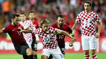 2017-11-09 El. MŚ 2018: Chorwacja - Grecja. Transmisja w Polsacie Sport Extra