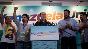 07-12-2015 06:33 Wenezuela: opozycja wygrała wybory parlamentarne