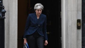 """07-09-2017 21:28 """"Guardian"""": Theresa May odrzuciła zaproszenie do wystąpienia przed PE"""