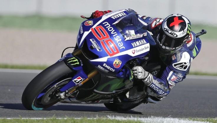 MotoGP: Marquez i Lorenzo najszybsi na piątkowych treningach w Walencji