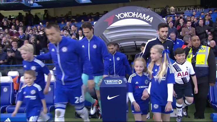 Chelsea - Tottenham 2:2. Skrót meczu
