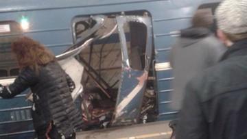 03-04-2017 15:40 MSZ sprawdza czy wśród ofiar wybuchu w petersburskim metrze są Polacy
