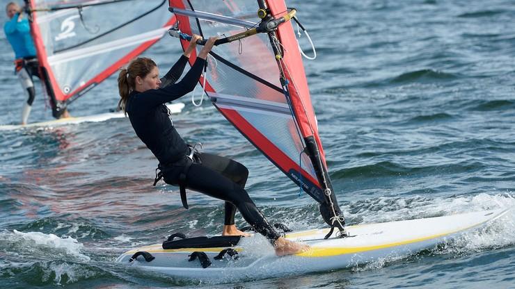 ME w żeglarstwie: Złoty medal Klepackiej