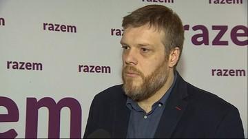Zandberg o sobotnim proteście przed Sejmem