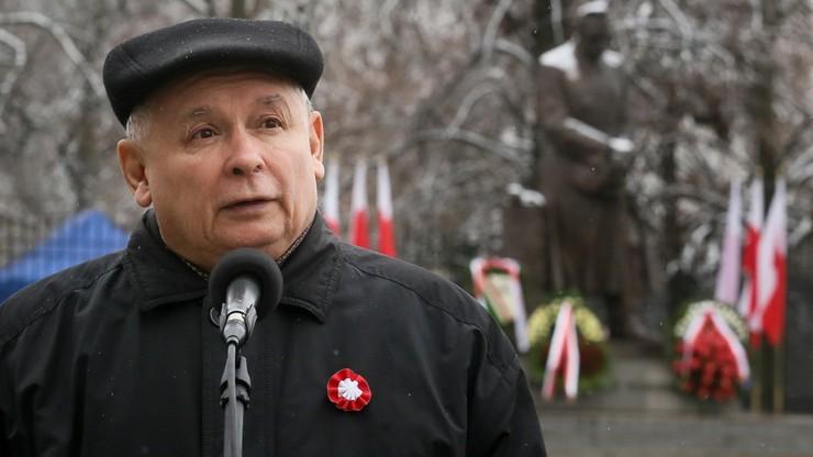 Kaczyński: zdawanie się na innych błędem; trzeba działać w Polsce