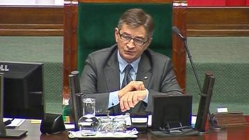 03-12-2015 16:11 Marszałek Sejmu: decyzje Trybunału wywołują niesmak